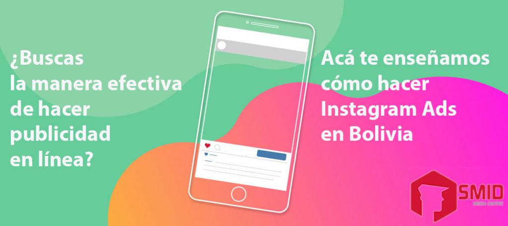Cómo hacer la mejor Instagram Ads campaña publicitaria - smid