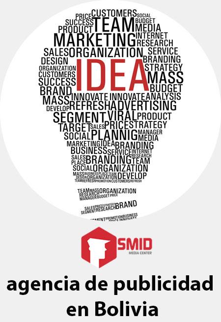 agencia de publicidad en Bolivia Smid media agency