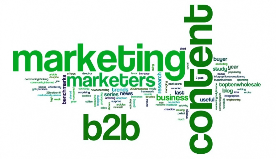 b2b-content-marketing B2B , business to business marketing, business word smid agency