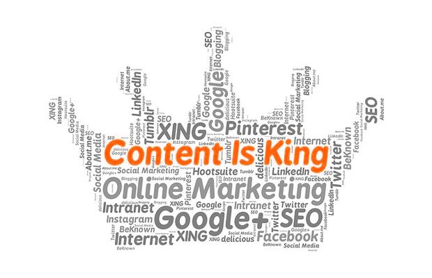 content-is-king - Los 5 tips clave de hacer marketing en redes sociales de manera efectiva
