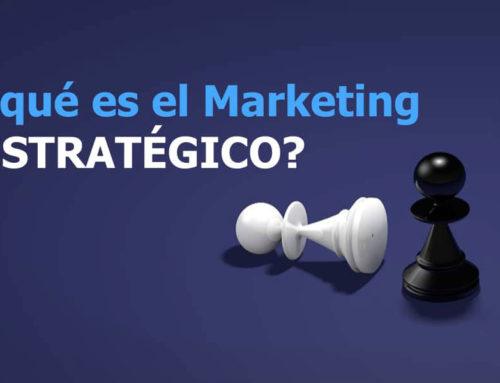Las cuatro claves del marketing estratégico en línea