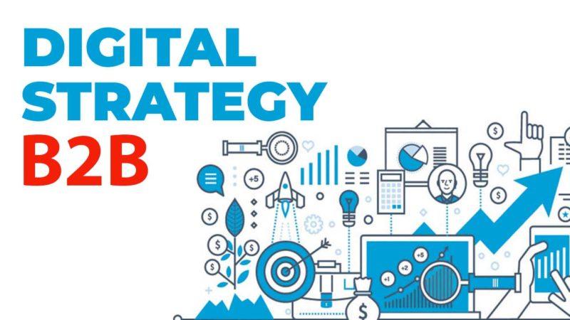 Digital Strategy agencia B2B